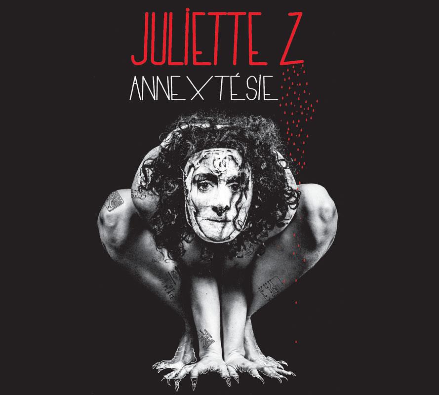 Juliette Z album Annextésie